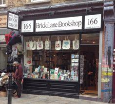 Brick Lane Bookshop , Londres, Reino Unido.