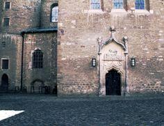 Tür am Schloss  #merseburg #betriebsausflug #frühling #momentaufnahme