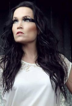 """Tarja Turunen for """"The Shadow Self"""" and """"The Brightest Void"""" promotion. #tarja…"""