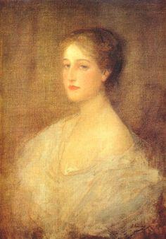 Sir John Lavery (Irish, 1856 - 1941) 'Nora'