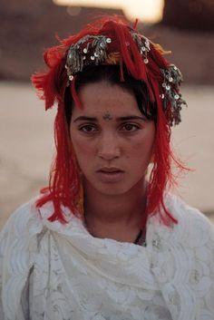 Morocco , Marrakech, Festival of Amazigh culture 1995