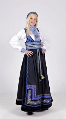 "knightofleo: ""Regional Versions of Bunad, Norwegian Traditional Outfit Happy Birthday, Norway of May) "" Russian Traditional Dress, Traditional Fashion, Traditional Dresses, Medieval Fashion, Medieval Clothing, Historical Clothing, Norwegian Clothing, Norwegian Fashion, Skandinavian Fashion"