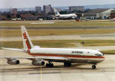 CS-TBT TAP Air Portugal Boeing 707