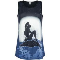 Arielle die Meerjungfrau  Top  »Moonshine« | Jetzt bei EMP kaufen | Mehr Fan-Merch  Tops  online verfügbar ✓ Unschlagbar günstig!