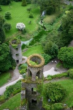 Blarney Castle, Cork City Ireland
