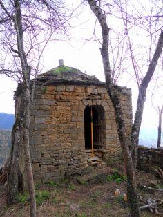 Esconjuradero de Burgasé del siglo XVII, uno de los pocos que quedan en pie en Sobrarbe