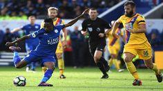 Cuplikan Gol Leicester City vs Crystal Palace 3-1 (Liga Inggris)