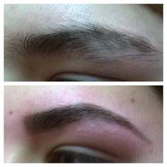 HD eyebrows perfect shape by Zuzana (Spain, Gibraltar)