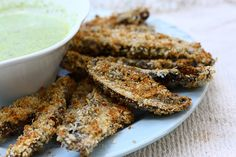 Portobello Mushroom Fries - tried these at a friend's house over the weekend...so good!