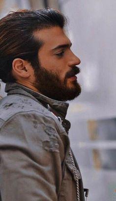 Pretty Men, Gorgeous Men, Beautiful People, Turkish Men, Turkish Actors, Dreadlock Hairstyles For Men, Beard Boy, Bearded Men, Hairy Men