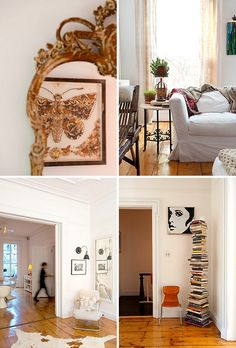 Lace & Tea > decor / interiors