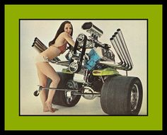 """Zingers Dune Buggy"" Show Car, 1972 