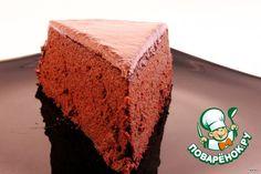 """Торт """"Нэмесис шоколад"""" - кулинарный рецепт. Без муки!!!!"""