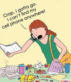 "Have you ever thought, ""I can't find my phone. Hey, I can call myself and hear it!wait I can't find my phone. Jokes Quotes, Funny Quotes, Funny Memes, Quotable Quotes, Funny Cartoons, Fb Memes, Sarcastic Sayings, Cartoon Humor, Nerd Jokes"