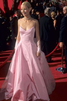 In Ralph Lauren at the 1999 Academy Awards