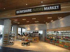 Farm Market | Boston Logan Airport's Terminal B connector