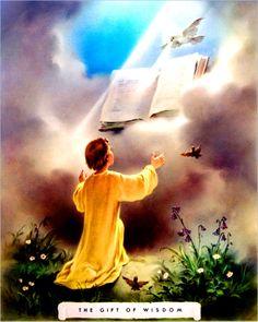 Holy Spirit Living Breath Of God Image Jesus, Jesus Christ Images, Jesus Art, Jesus Reyes, La Sainte Bible, Jesus Second Coming, Christian Pictures, Saint Esprit, Jesus Christus