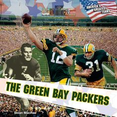 The Green Bay Packers (eBook) Great Team, Green Bay Packers, America, Products, Usa