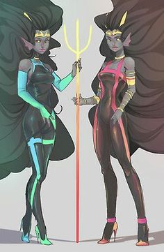 2 empresses, but one kingdom. Peace or bloodshed?