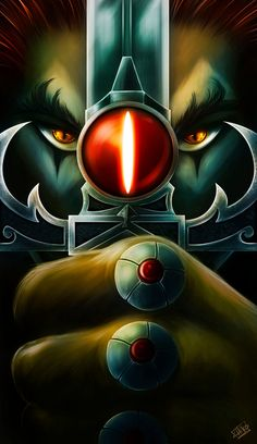 Thundercats image by karina. Discover all images by karina. Find more awesome anime images on PicsArt. Thundercats Characters, Web Banner Design, The Rocky Horror Picture Show, Cartoon Wallpaper, Anime Comics, Gi Joe, Cartoon Art, Fantasy Characters, Childhood