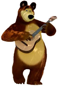Animated Cartoon Movies, Cartoon Characters, Teddy Bears Picnic Food, Barbie Em Paris, Marsha And The Bear, 2nd Birthday, Birthday Parties, Bear Images, Bear Theme