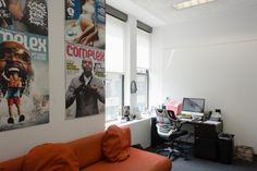 Hypebeast Spaces: Complex Offices | Hypebeast