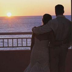 Beach Wedding | Gulf of Mexico | Sunsets | Destination Weddings | Hyatt Regency Clearwater Beach | Waterviews