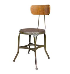 Toledo factory chair Stool, Chair, Back Doors, Home And Living, Stationary, Home Goods, Home Improvement, Furniture, Design