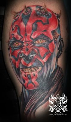 Josh Bodwell - Star Wars, Darth Maul