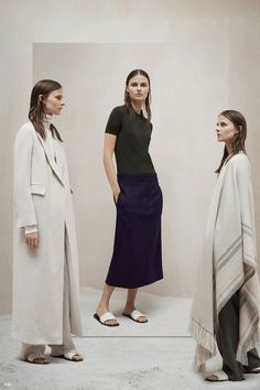 From The Row pre-Fall 2015.