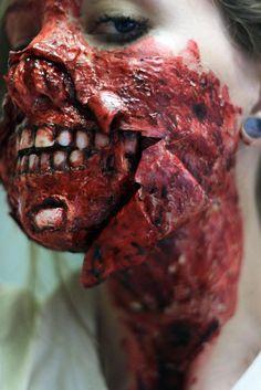 Zombie Makeup Tutorial - Imgur