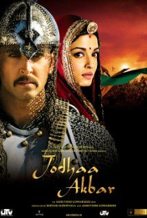 Jodhaa Akbar - This is the movie that got me interested in Bollywood or to be more exact, I just had to find out if Hrithik Roshan had any other movies. Happily, he does and I've also discovered many other actors and actresses I like. Hindi Movies, Telugu Movies, Top Movies, Movies To Watch, Real Movies, Disney Pixar, Jodhaa Akbar, Bollywood Posters, Bollywood Songs