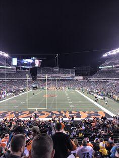 Paul Brown Stadium, Cincinnati Ohio. WHO DEY!!!