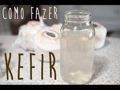 Delicioso Kefir de Água de Coco Super Fácil de Fazer - YouTube