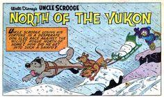 """North of the Yukon"" (1965) by Carl Barks"