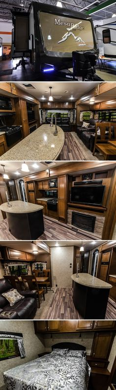 The Mesa Ridge Travel Trailer RV from Highland Ridge. Shop six different floorplans available at Campers Inn RV.