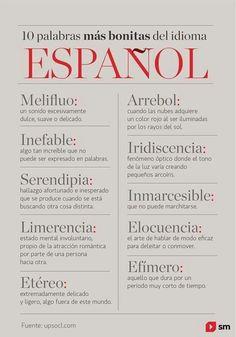 En el idioma español.