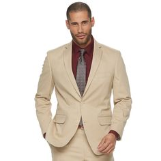 Featuring a modern look and extra-slim fit, this men's suit coat from Apt. 9 will have them remembering you. Stretch fabric and lining deliver all-day comfort. Stylish Mens Fashion, Best Mens Fashion, Mens Fashion Suits, Mens Suits, Fashion Edgy, Guy Fashion, Suit Men, Fashion 101, Couple
