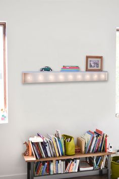 Vintage Inspired Marquee Light  Shelf by SaddleShoeSigns on Etsy, $110.00
