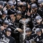 Los Angeles Kings Win The 2014 Stanley Cup – Alec Martinez Double Overtime Goal