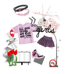 """Girl""  by terresekopp on Polyvore"