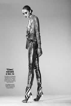 Lily Cole for S Moda June 2012 by Damon Baker (4)