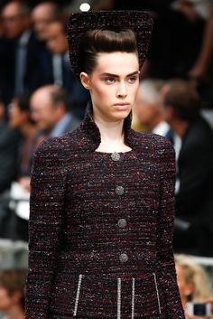 Chanel Fall 2013 Couture - Details - Gallery - Style.com