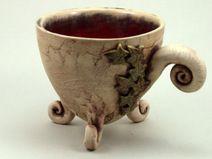 Keramik-Tasse  Elfentasse