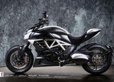 #Ducati #Diavel #AMG by #Vilner
