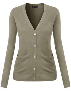 Thanth Womens Long Sleeve Wool Knit Open Cardigan at Amazon ...