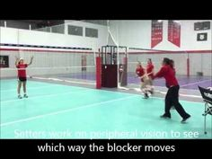 JVA Coach to Coach Video of the Week by KIVA - YouTube--focusing on setter training with a good number of drills (nothing new here, but great for developmental coaches and athletes)