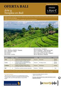 Arte y Templos en Bali con Singapore Airlines 10 días desde 1.820 € tax incl.Salidas desde Bcn o Mad ultimo minuto - http://zocotours.com/arte-y-templos-en-bali-con-singapore-airlines-10-dias-desde-1-820-e-tax-incl-salidas-desde-bcn-o-mad-ultimo-minuto/