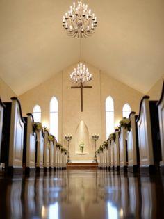 Northeast Wedding Chapel | Walters Wedding Estates | Fort Worth Wedding Venue | Hurst | Wedding Day | Bride | Groom | Chapel Wedding | Flowers
