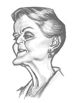 ✤ || CHARACTER DESIGN REFERENCES | キャラクターデザイン | çizgi film • Find more at https://www.facebook.com/CharacterDesignReferences & http://www.pinterest.com/characterdesigh  Angela Lansbury